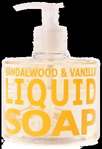 Sandalwood & Vanilla
